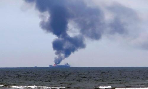 Надежды нет: в Керченском проливе больше не ищут выживших моряков