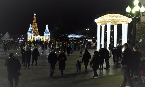 На праздниках в Крыму побывали больше 200 тысяч туристов
