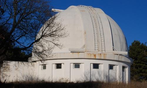 Крымская обсерватория интересует туристов