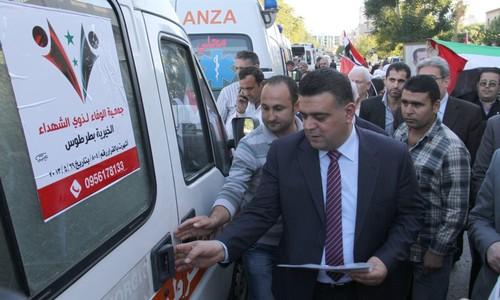 В Севастополь приедет глава сирийской провинции Тартус