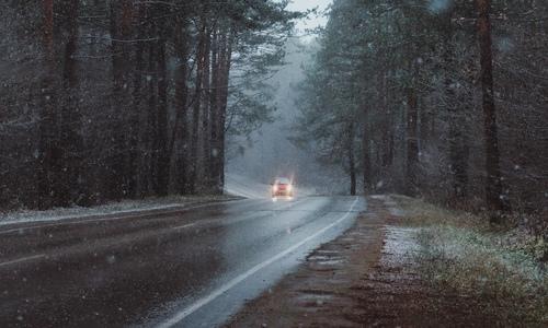 Спасатели предупредили крымчан о дожде и мокром снеге