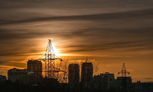 Из-за дождей с ветром в Крыму снова пропал свет