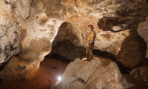 Ученые получили 150 миллионов на пещеру «Таврида»