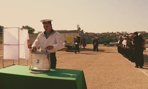 1 июля ни один моряк-черноморец не пойдет голосовать