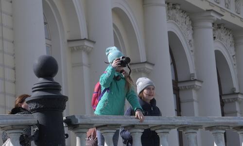 Посетители музея Севастополя отстояли бесплатные фото