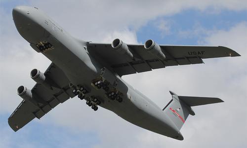Над Крымом четыре часа кружил британский самолет