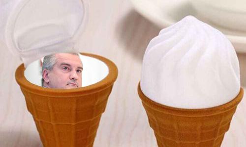«Доброе» мороженое из Крыма признано недобрым