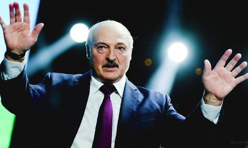 Белорусский политический ход Крыма