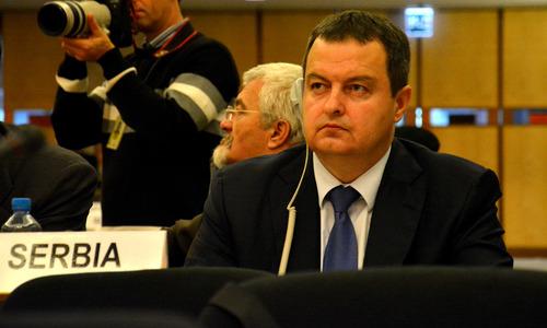 Сербия принимала крымскую делегацию неофициально