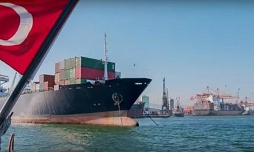 Турецкие порты отказались принимать суда из Крыма