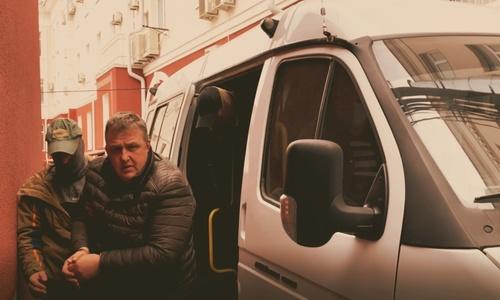 Украинский журналист-террорист, схваченный в Крыму, пошел в отказ