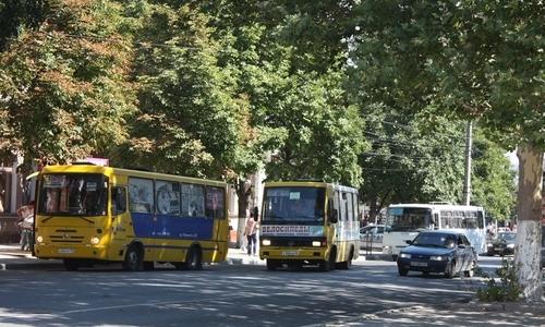 В Симферополе 9 маршруток не прошли проверку Минтранса