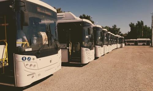Сколько автобусов из новой партии разберут на запчасти?