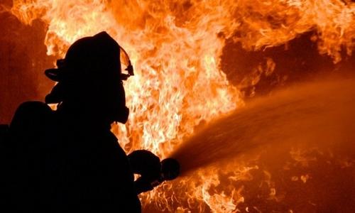 На пожаре в крымском селе нашли два тела