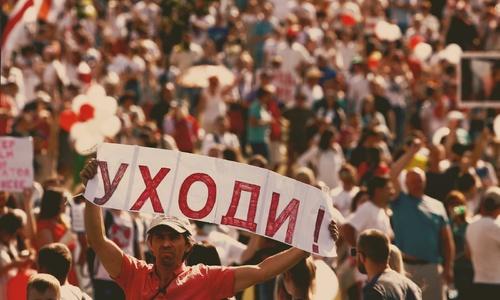 «Белорусы Крыма» топят за Лукашенко