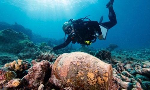 На месте крымской Атлантиды хотят открыть подводный музей