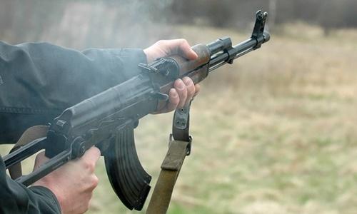 Возле Армянска военные обстреляли мирных жителей