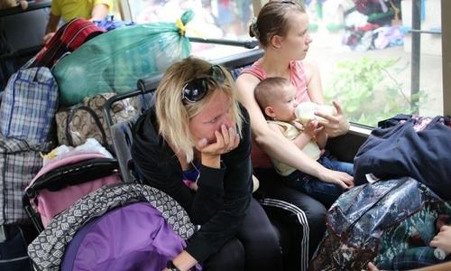 Китай полечит в Крыму беженцев с Донбасса