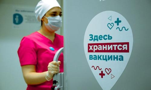 Министр здравоохранения Крыма не назвал количество привитых в процентах