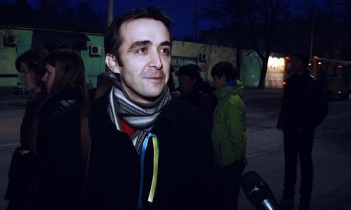 В Симферополе продолжают пропадать украинские активисты
