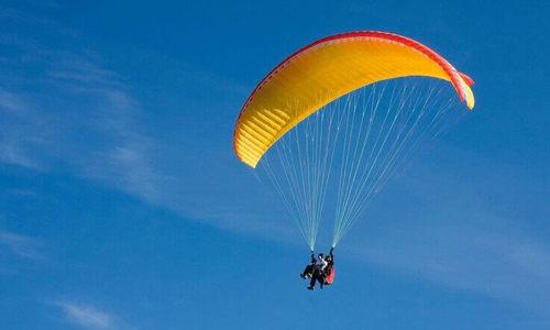 Пилоту упавшего в Коктебеле параплана запретили летать