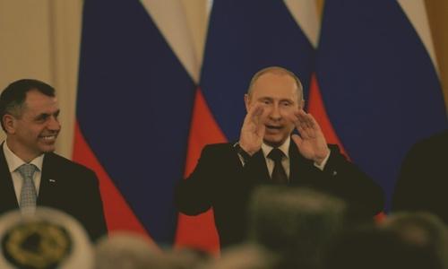 Крымские власти готовы отдать Путину 44 дворца