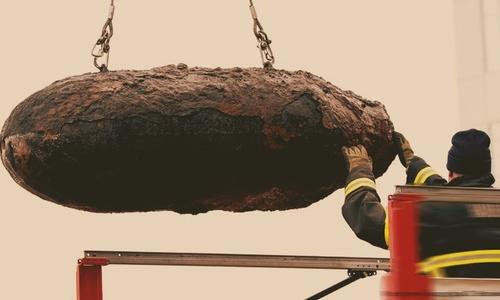 Пугающая новость про бомбу, найденную в Керченском проливе