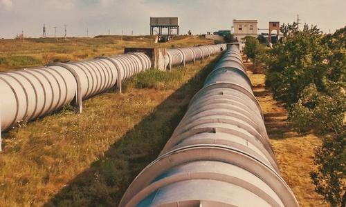 К Ялте подведут новый гидротоннель