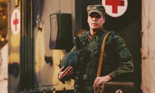 Военные ковидные госпитали в Крыму простаивают