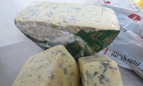 В Ялте сожгли почти 40 килограммов сыра