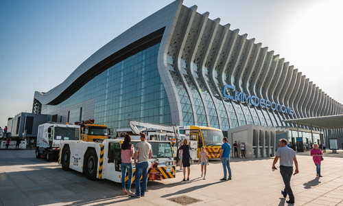 В аэропорту Симферополя хотят перевалить за 5 млн пассажиров