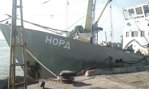 Власти Крыма оплатили адвокатов членам экипажа «Норда»