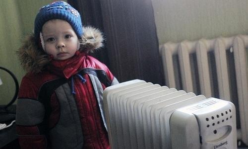 В детской больнице Симферополя с похолоданием решили снять батареи