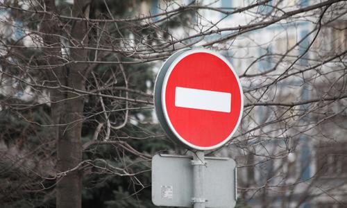 Завтра в Симферополе на ремонт закроют улицу Гагарина