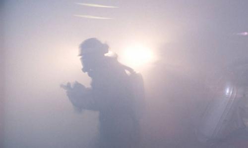 Вовремя подоспели: крымские спасатели предотвратили пожар