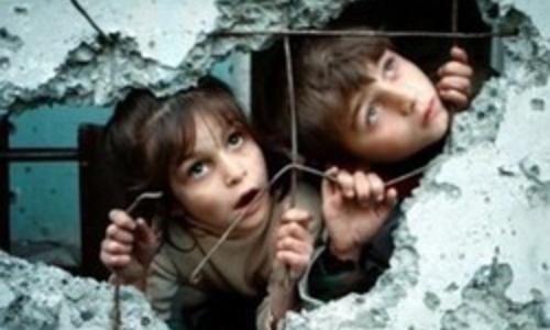 Ялтинским первоклашкам нанесли психотравму фильмом о детях Донбасса