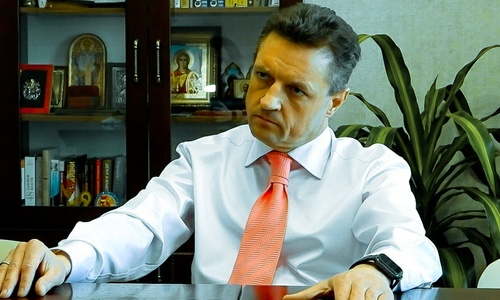 Министр здравоохранения Крыма сегодня был оригинален