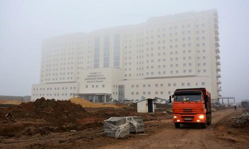 На медцентр Семашко выделили еще 450 миллионов