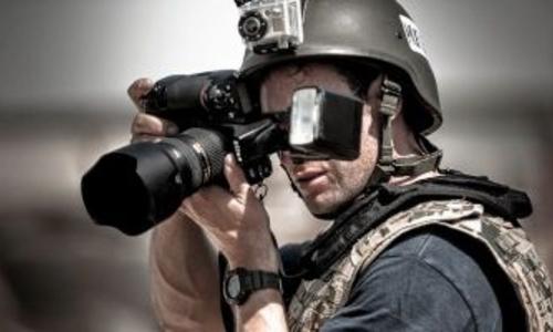 Глава Крыма отправил журналистов в «горячую точку»