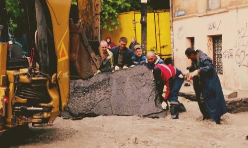 В смытии Ялты найдена вина местных жителей