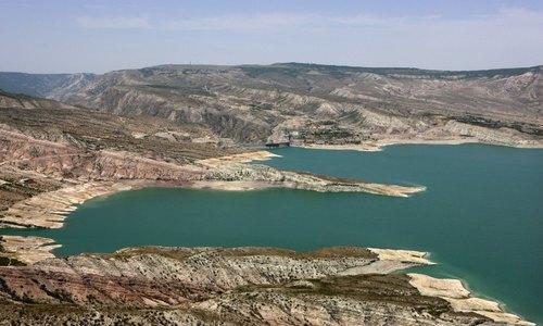 Проблема полупустых водохранилищ в Крыму никуда не делась