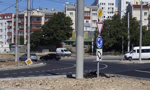 В Севастополе появится двухуровневая дорожная развязка