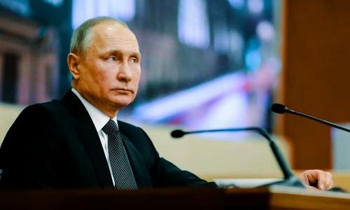 Путин возможно назовет имена членов офиса Зеленского, подрабатывающих в Крыму