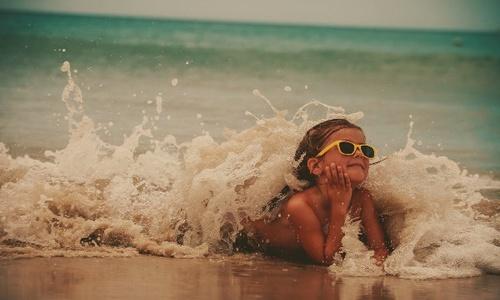 Застройщик Форосского парка сообщил о скидке местным детям на купание