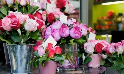 Как подобрать букет роз