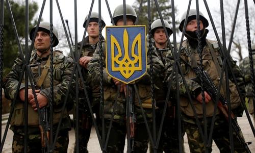 Крымского военного задержали в Украине за дезертирство