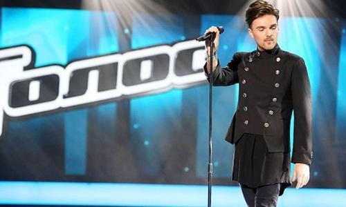 Россию представит на «Евровидении» певец из Запорожья