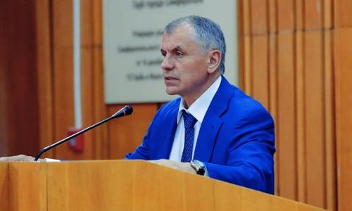 Главный единоросс Крыма дал понять – все остальные партии пустое место