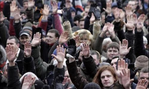Перевернутое гражданское общество Крыма