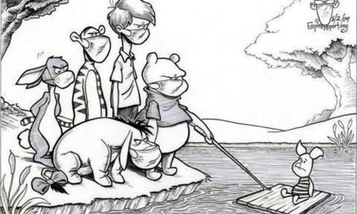 За сутки количество случаев заболевания свиным гриппом выросло до 16